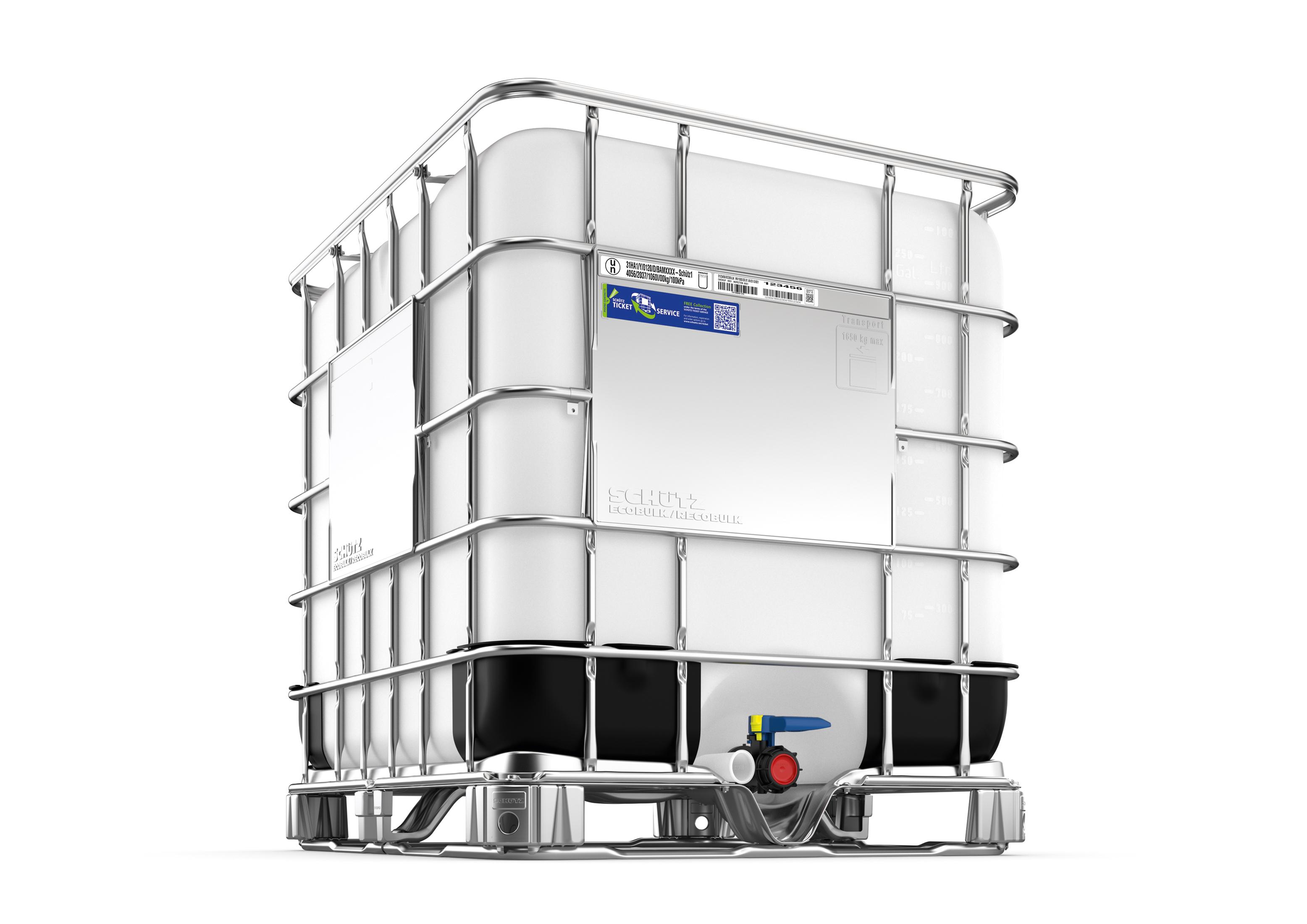 Ibc container l 1000 Intermediate bulk