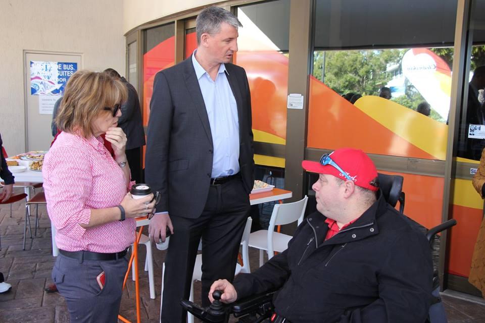 We are an Australian Disability Enterprise