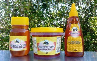 Shoutout to Hampson Honey!
