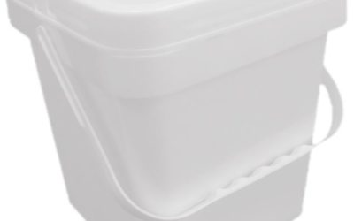 NEW 5L Square Pails – available now!
