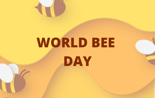 World Bee Day May 20 🐝