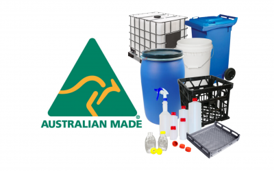Manufactured in Australia